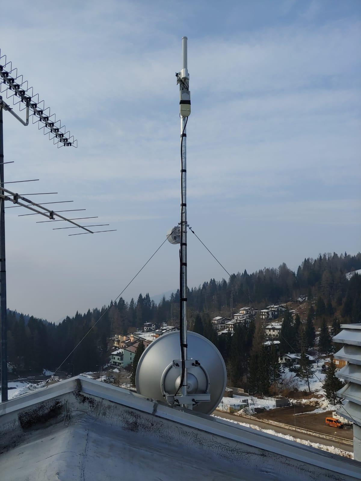 Linea Veloce Trentino - Bts Fondo Grande di Folgaria (TN)