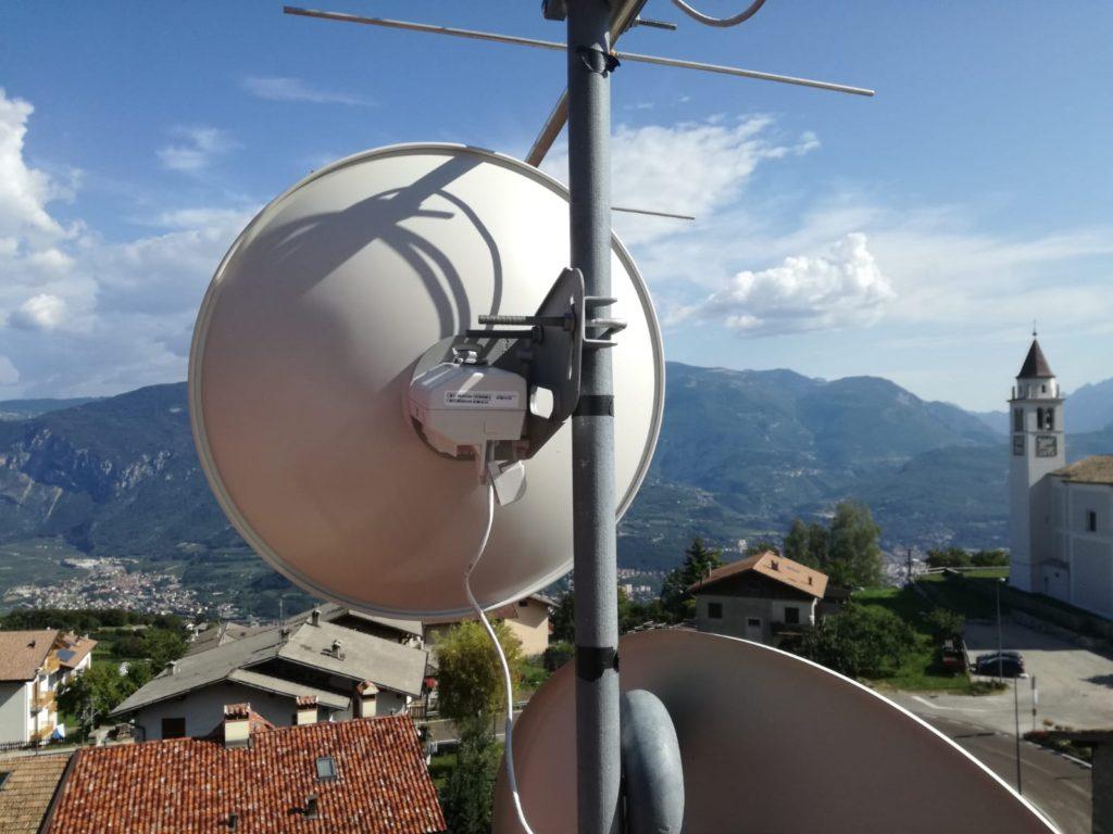 Linea Veloce Trentino - Cliente di Castellano (TN)