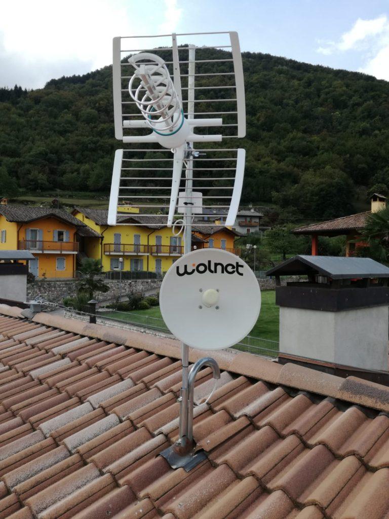 Linea Veloce Trentino - Cliente di Cornè di Brentonico (TN)