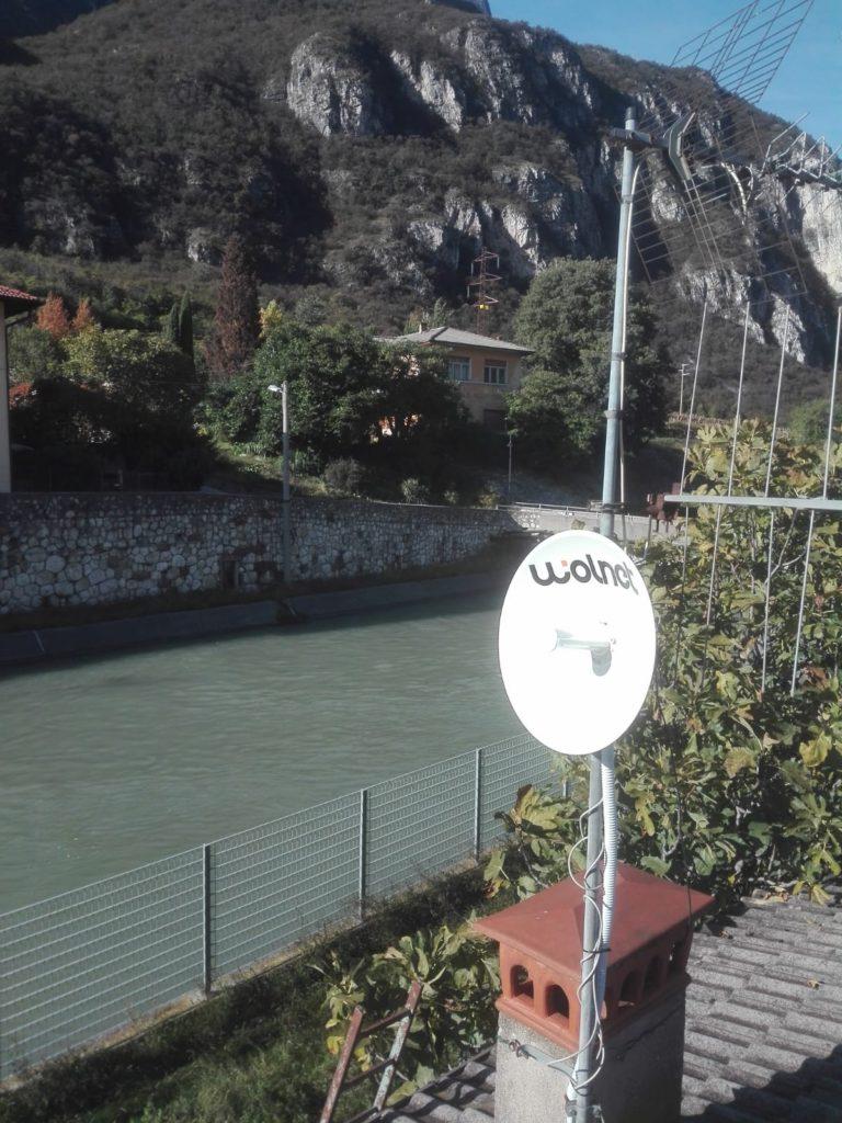 Linea Veloce Trentino - Cliente di Mama d'Avio (TN)