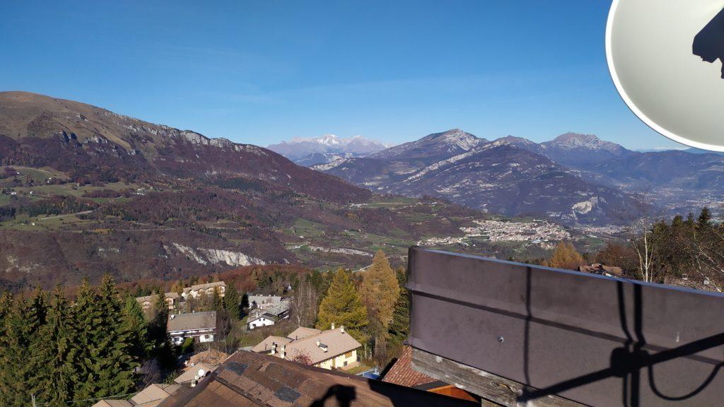 Linea Veloce Trentino - Cliente di Polsa di Brentonico(TN)