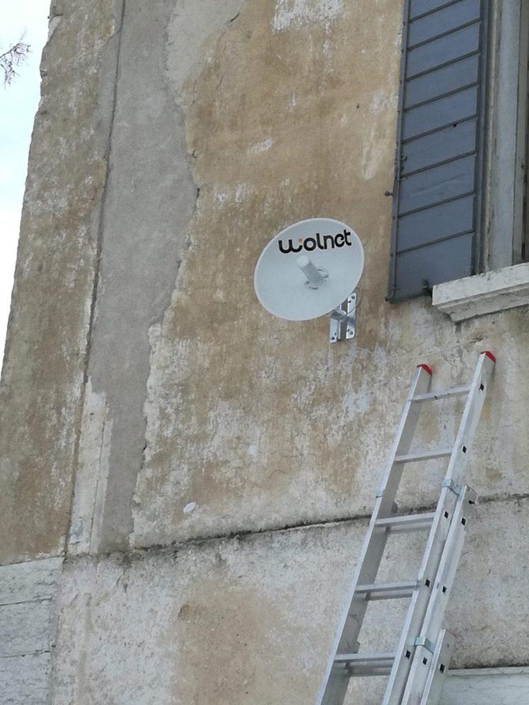 Linea Veloce Trentino - Cliente di Serrada di Folgaria (TN)