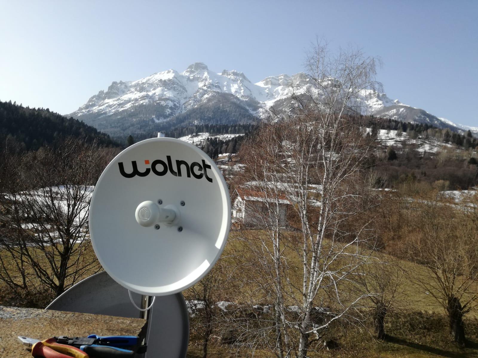 Linea Veloce Trentino - Cliente di Vattaro (TN)