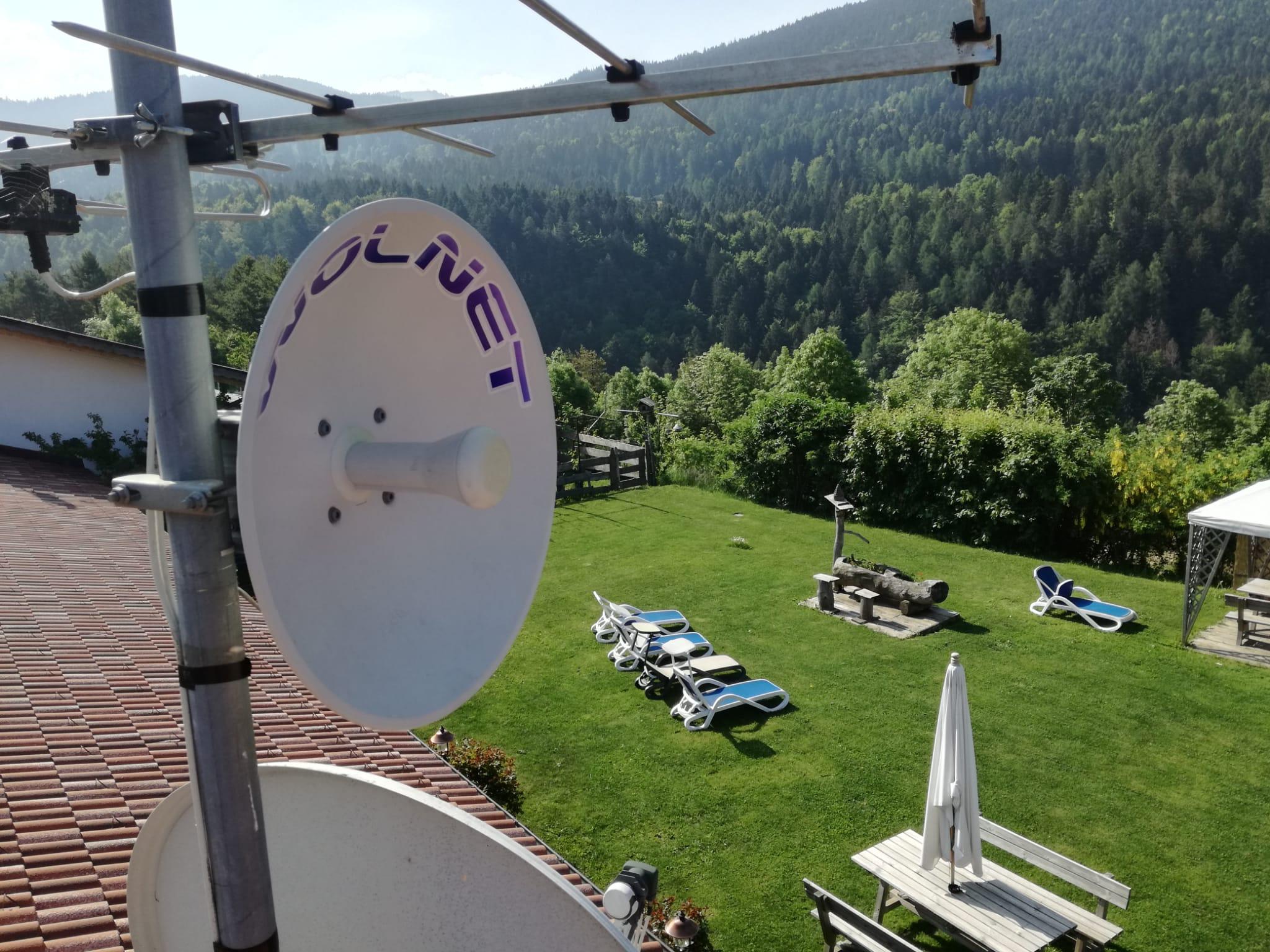 Linea Veloce Trentino - Cliente B&B di Folgaria (TN)