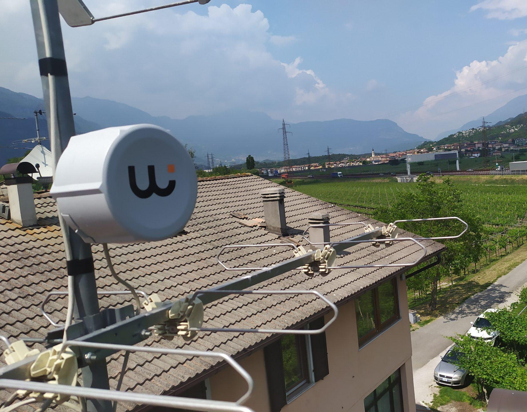 Linea Veloce Trentino - Cliente di Marco (TN)