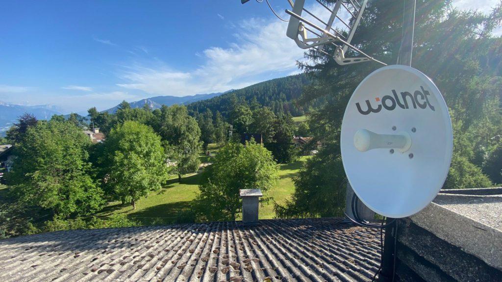 Linea Veloce Trentino - Cliente di Serrada (TN)